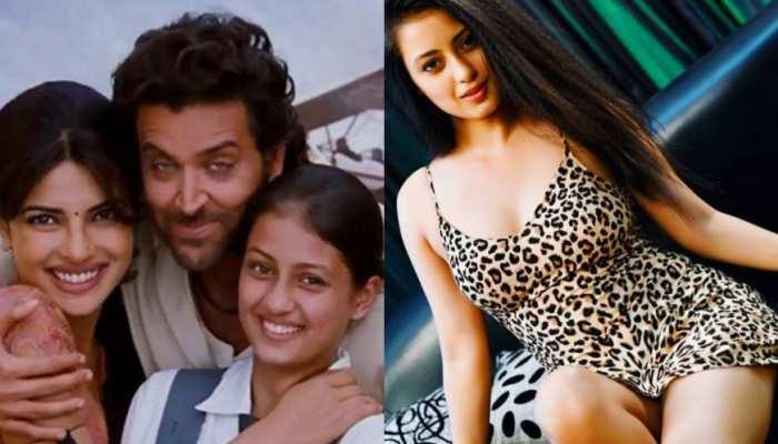Hrithik Roshan agneepath onscreen sister kanika tiwari sizzling pics goes viral