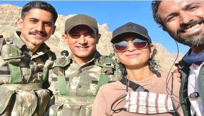 आमिर खान की टीम ने 'लाल सिंह चड्ढा' के लोकेशन में गंदगी फैलाने से किया इनकार, सफाई में ये कही ये बात