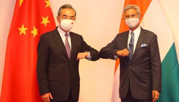 S jaishankar ने की चीनी विदेश मंत्री से मुलाकात, दो टूक कहा- 'एकतरफा बदलाव स्वीकार नहीं'