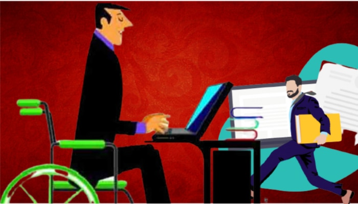 भारत में रोजगार पाने योग्य हैं आधे से अधिक दिव्यांग जन: रिपोर्ट