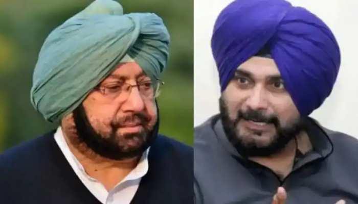 Navjot Singh Sidhu ହେବେ Punjab Congress ମୁଖ୍ୟ!