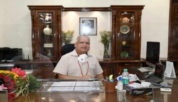 CS से मिले NJJM के निदेशक, राजस्थान में जेजेएम की गतिविधियों के बारे में हुई चर्चा