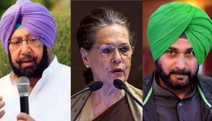 ତେଜିଲା ଅସନ୍ତୋଷ; ଦଳ ବିରୁଦ୍ଧରେ ସ୍ୱର ଉଠାଇଲେ Punjab CM Amarinder