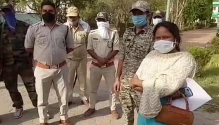 मुरैना में हुआ माफियाओं पर नकेल कसने वाली महिला अफसर का तबादला, कांग्रेस ने कसा तंज