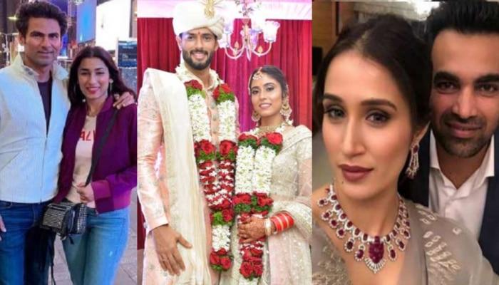 Indian cricketer who married in other religion hindu and muslim Shivam Dube mohammad kaif ajit agarkar zaheer khan