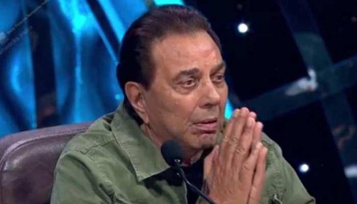 """""""मेरी जान थे Dilip Kumar, उनकी रौशनी चुराकर मैंने अपनी हसरतों के दिये जलाए"""" कहते ही रो पड़े धर्मेंद्र"""