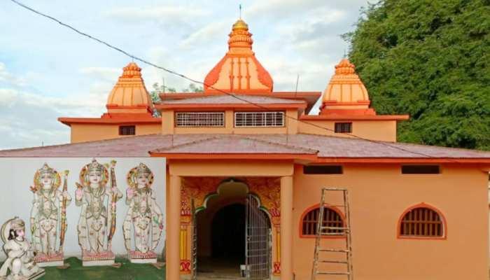 नक्सलियों ने 15 साल पहले तोड़ा मंदिर, पूजा पर लगाई रोक, अब वहां फिर विराजेंगे प्रभु श्री राम