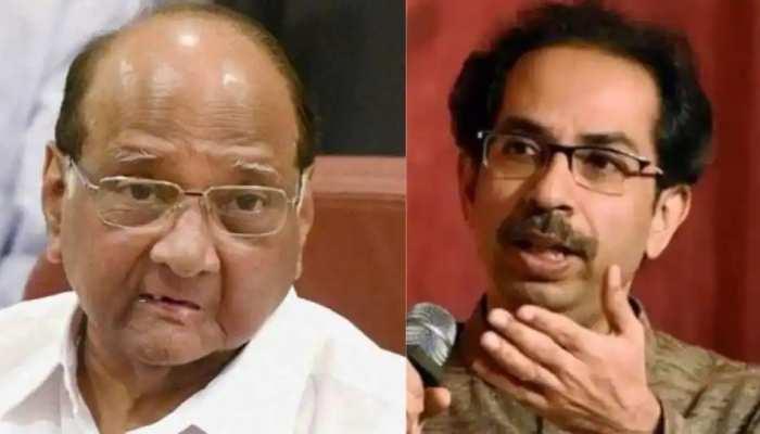 Shiv Sena-NCP में छिड़ी जुबानी जंग, शिवसेना नेता ने कहा- हम 25 साल तक चुनेंगे Maharashtra का CM