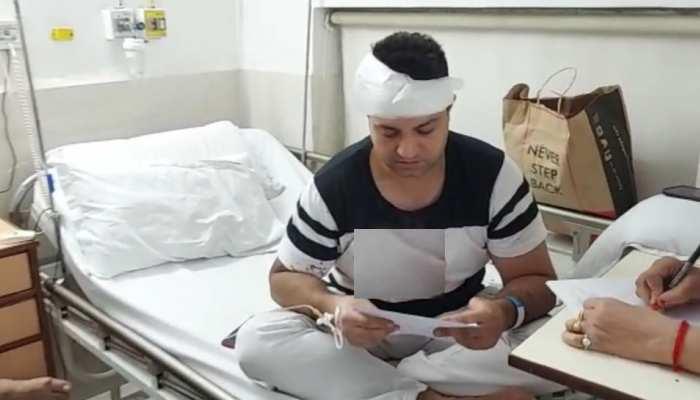 Haryana: केंद्रीय मंत्री Krishan Pal Gurjar के भांजे की दबंगई, मामूली बात पर युवक को पुलिस चौकी में पीटा
