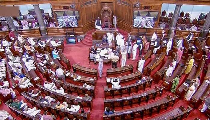 Monsoon Session: विपक्षी दलों में बनी सहमति, Rajya Sabha में 2 बजे कोविड-19 पर होगी चर्चा