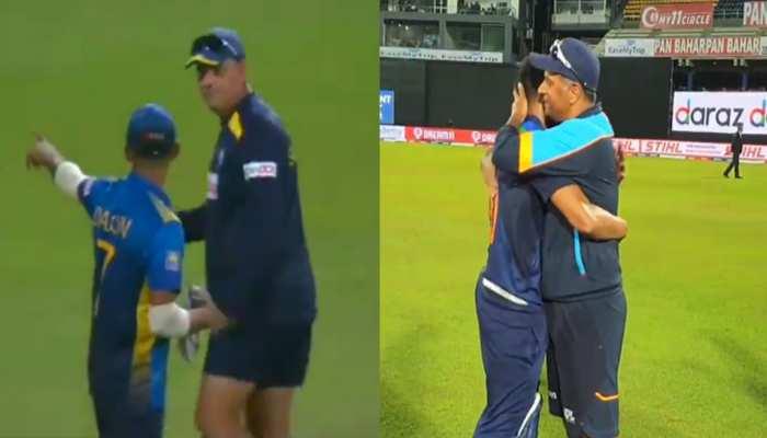 IND vs SL: जहां खिलाड़ियों से भिड़ गए श्रीलंकाई कोच, वहीं Rahul Dravid ने ऐसे जीता सबका दिल