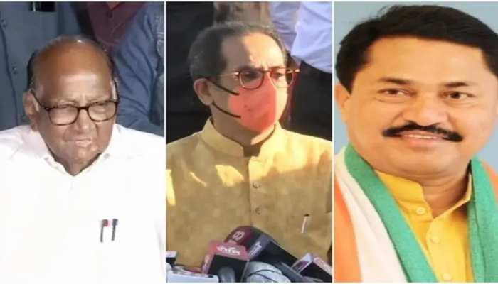Crackdown in MVA; ବଡ଼ ଘୋଷଣା କଲେ Maharastra Congress President