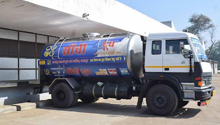 दूध के टैंकरों में ताला लगाएगी शिवराज सरकार, ट्रैक भी करेगी, बहुत दिनों से हो रही थी घपलेबाजी