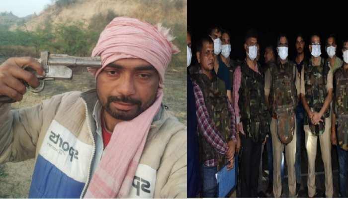 डॉक्टर की किडनैपिंग में शामिल 1 लाख का इनामी बदमाश बदन सिंह साथी समेत पुलिस एनकाउंटर में ढेर
