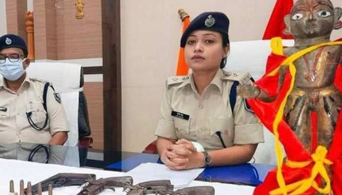 IPS officer Lipi Singh story, Know her journey from Lady Singham to General Dyer