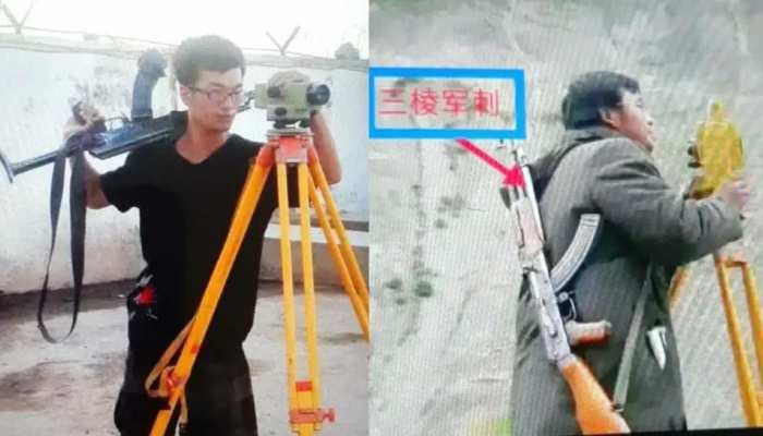 ସୁରକ୍ଷା ଦେବାରେ ବିଫଳ Pakistan; ହାତରେ ବନ୍ଧୁକ ଧରି କାମ କରୁଛନ୍ତି Chinese Engineers