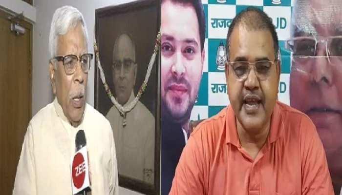 RJD में शक्ति यादव और शिवानंद आमने-सामने! आधिकारिक ग्रुप में न्यूज लिंक शेयर करने पर हुआ विवाद