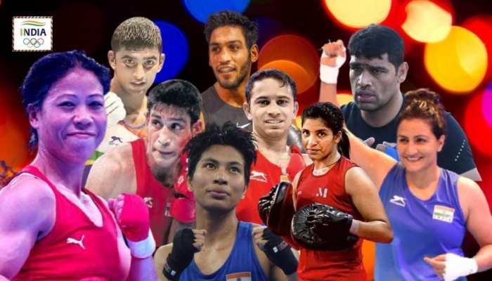 Tokyo Olympics में हिंदुस्तान के 'नवरत्न' जड़ेंगे जीत का मुक्का