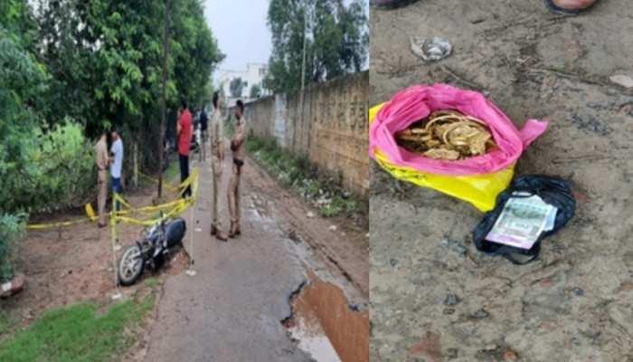 मणप्पुरम गोल्ड डकैती कांड: संतोष जाटव पुलिस मुठभेड़ में हुआ गंभीर रूप से घायल