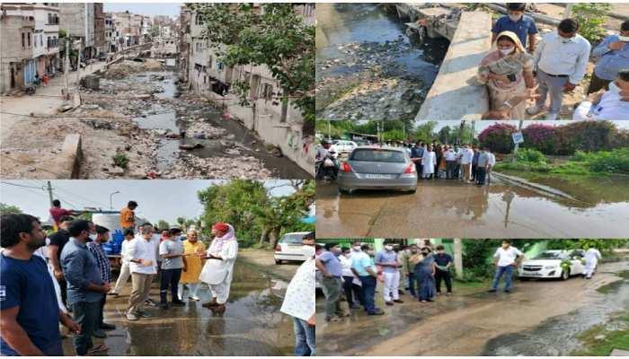Jaipur नगर निगम के झूठ के पुलिदें से कही डूब नहीं जाए राजधानी, 70% तक नालों में कचरा भरा