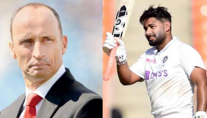 IND vs ENG: ऋषभ पंत टेस्ट सीरीज में इंग्लैंड के लिए बनेंगे खतरा, नासिर हुसैन ने कोहली-शास्त्री को दी बड़ी सलाह