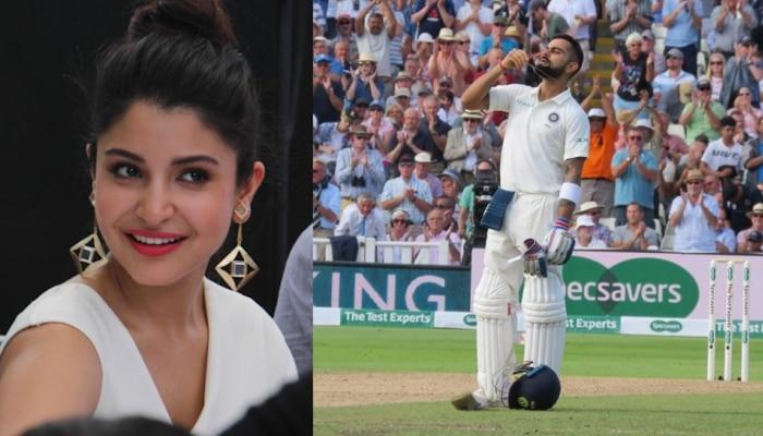 IND VS ENG: टेस्ट सीरीज से पहले Virat Kohli ने ये मैसेज शेयर कर इंग्लैंड को दी चेतावनी, Anushka Sharma ने ऐसे किया रिएक्ट