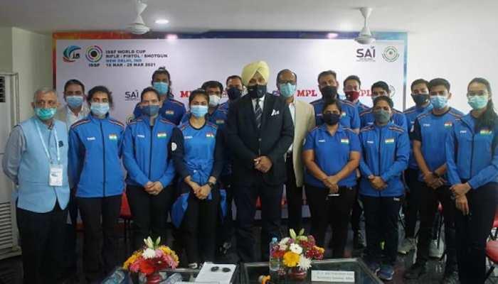 Tokyo Olympics: निशानेबाजी स्पर्धा से पहले भारतीय कोच को है अच्छे प्रदर्शन की उम्मीद
