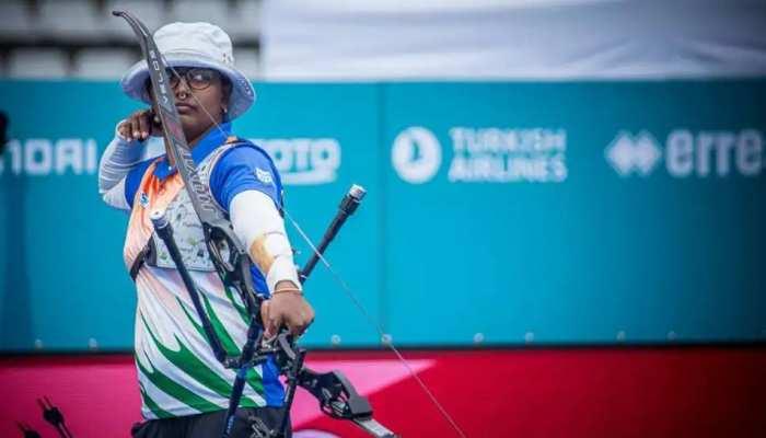 Tokyo Olympic: तीरंदाजी में भारत को बड़ा झटका, क्वार्टर फाइनल में हारी  Deepika Kumari-Pravin Jadhav की जोड़ी