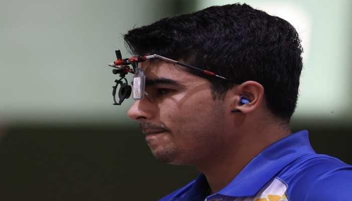 Tokyo Olympics: जीती बाजी हारे सौरभ चौधरी, सातवें स्थान से करना पड़ा संतोष