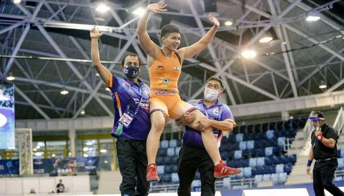 हरियाणा की प्रिया मलिक ने किया हर भारतीय का सिर ऊंचा, World Wrestling Championship में जीता गोल्ड