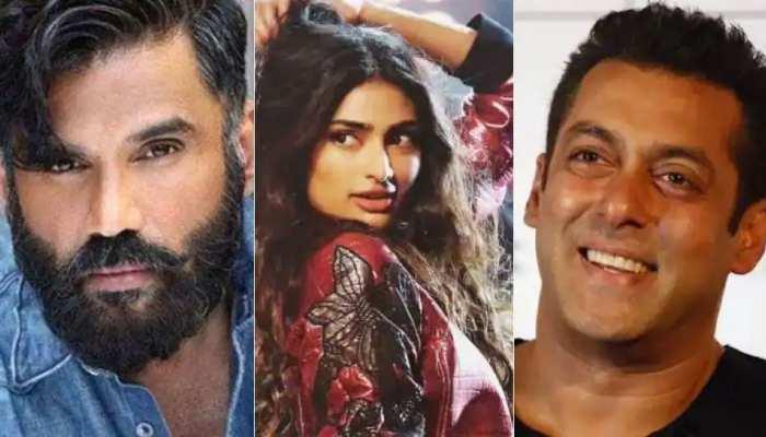 Salman Khan ने मांगी Athiya से हाथ जोड़कर माफी! Suniel Shetty ने दिया रिएक्शन