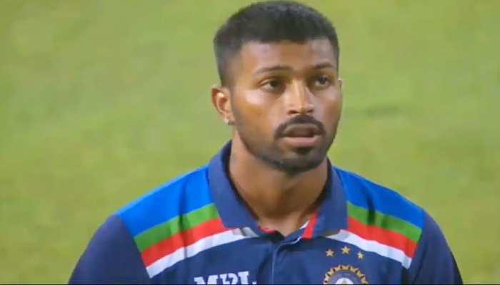 IND vs SL: श्रीलंकाई रंग में रंगे Hardik Pandya, गाने लगे विरोधी टीम का राष्ट्रगान