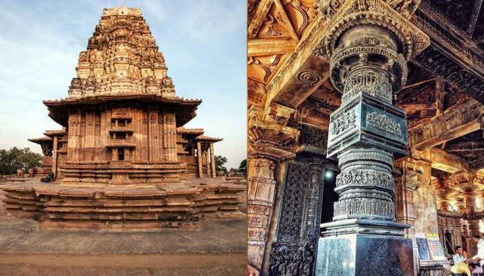 Telangana: 800 year old Ramappa Temple of Kakatiya period included in UNESCO's World Heritage List