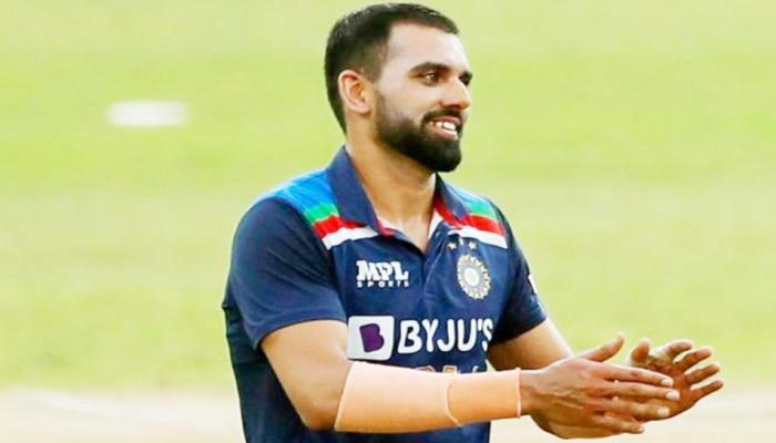 दीपक चाहर ने एक ही ओवर में भारत को जिता दी हारी हुई बाजी, श्रीलंका का तोड़ दिया दिल