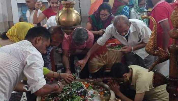 क्षीरेश्वर नाथ मंदिर में संतान प्रप्ति की मुराद होती हैं पूरी, सावन में अभिषेक का है ये महत्व