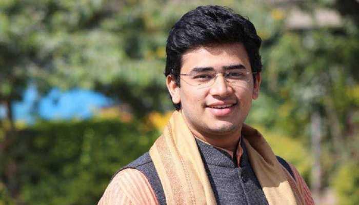#BeLikeAnOlympian: भाजपा नेता तेजस्वी सूर्या ने Koo पर दिया फिटनेस चैलेंज