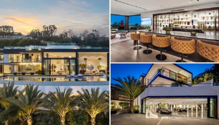 Los Angeles Palazzo di Vista mansion price is   in billions of rupees, see its beauty in photos