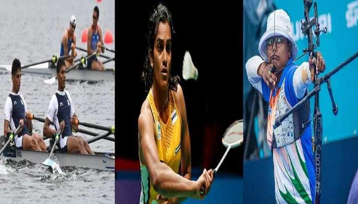 Tokyo Olympic 2021: 28 जुलाई को भारत का कार्यक्रम, पीवी सिंधू और दीपिका पर रहेगी नजर