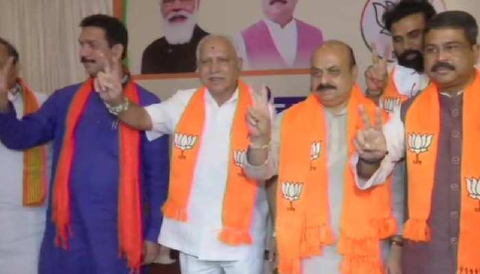 येदियुरप्पा के करीबी Basavaraj Bommai बने कर्नाटक के CM, 3 डिप्टी सीएम भी लेंगे शपथ