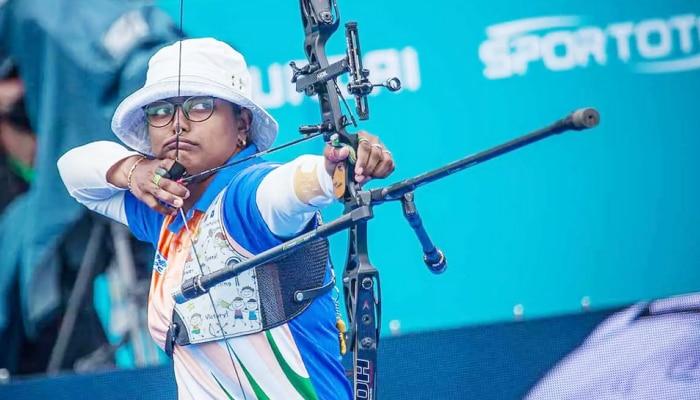 Tokyo Olympics: महिला तीरंदाज दीपिका कुमारी को मिली जीत, दूसरे दौर में बनाई जगह