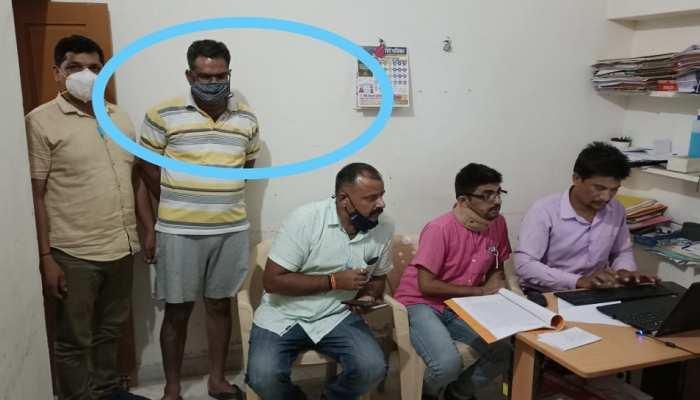 Jodhpur ACB की धोरीमन्ना में बड़ी कार्रवाई, 5 लाख की रिश्वत लेता सहायक अभियंता Trap