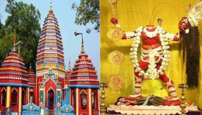 रजरप्पा और बाबा वैद्यनाथ धाम मंदिर खोलने की मांग तेज, रामगढ़ से राजभवन तक पैदल मार्च