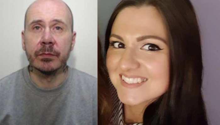 boyfriend stabbing girlfriend to death and wrote Massage on dead body Oldham UK
