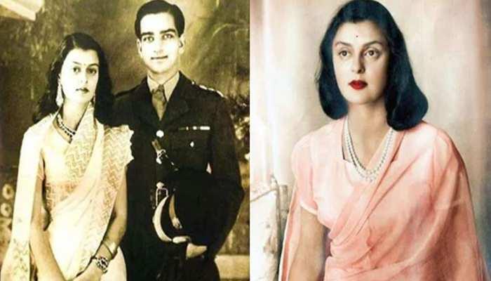 Maharani Gayatri Devi death anniversary Indias most beautiful woman princess politician jailed during Emergency see images