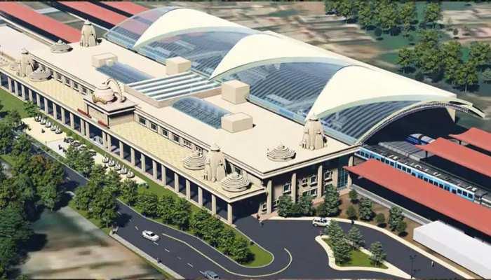 UP में विकास को मिल रही गति, मार्च 2022 तक बनकर तैयार हो जाएंगे 152 मॉडल रेलवे स्टेशन, ये मिलेंगी सुविधाएं