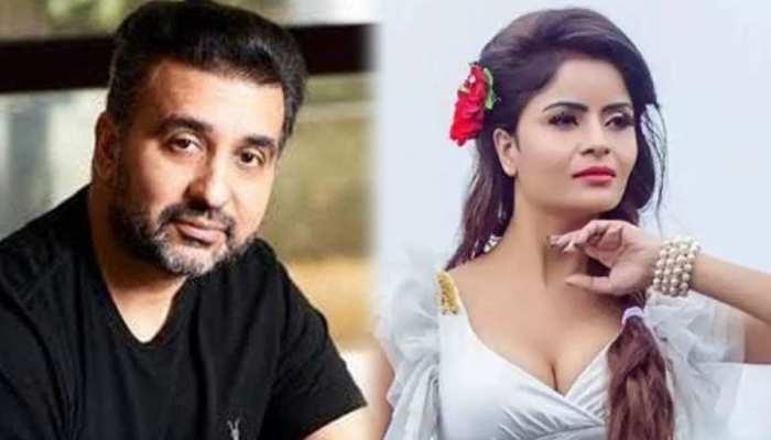 Gehana Vasisth accused of threatenng molesting victim Raj Kundra  Pornography Case | Pornography Case: पीड़िता ने सुनाई दर्द भरी दास्तां,  कहा- जबरन बनाया गया शारीरिक संबंध, Gehana Vasisth कराती ...