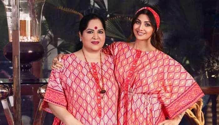 Shilpa Shetty की मां ने दर्ज कराया धोखाधड़ी की मामला, पुलिस को बताई पूरी कहानी