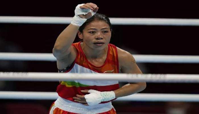 Tokyo Olympic 2021: भारत को ओलंपिक में लगा बड़ा झटका, मुकाबला हारकर बाहर हुईं मैरीकॉम
