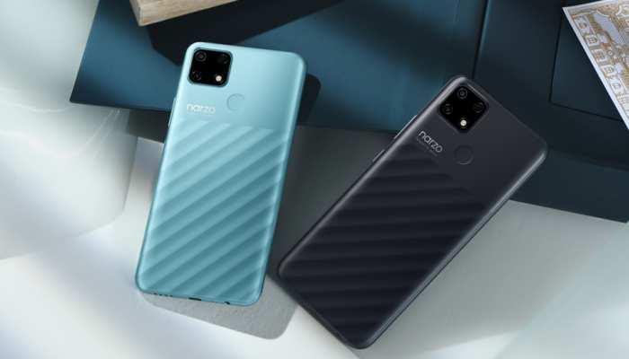 Realme Top 5 Smartphone Under 10000 Realme Narzo 30A Realme C11 C25 C20 C21 Check Price And Specifications