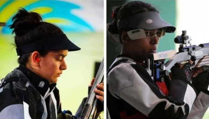 Tokyo Olympics: भारतीय शूटर्स ने फिर किया निराश, Anjum Moudgil और Tejaswini Sawant मेडल की दौड़ से बाहर